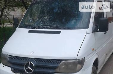 Цены Mercedes-Benz Sprinter 312 пасс. Дизель