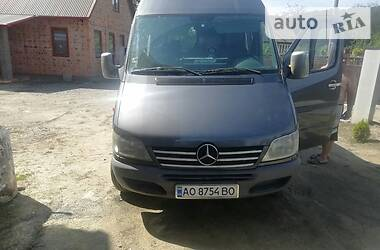 Цены Mercedes-Benz Sprinter 313 груз.-пасс. Дизель