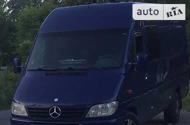 Ціни Mercedes-Benz Sprinter 313 груз.-пасс. Дизель