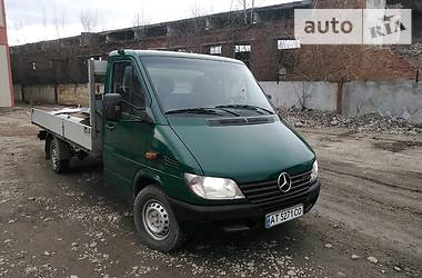 Цены Mercedes-Benz Sprinter 313 груз. Дизель