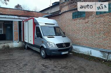 Цены Mercedes-Benz Sprinter 313 груз. Дизель