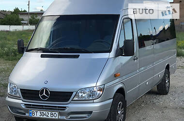 Цены Mercedes-Benz Sprinter 313 пасс. Дизель