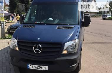 Цены Mercedes-Benz Sprinter 313 пасс. Дизель