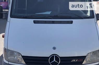 Ціни Mercedes-Benz Sprinter 313 пас. Дизель