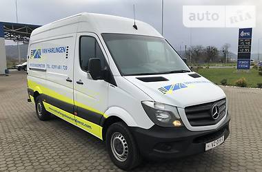 Цены Mercedes-Benz Sprinter 314 груз. Дизель