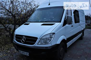 Цены Mercedes-Benz Sprinter 315 груз.-пасс. Дизель