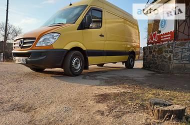 Ціни Mercedes-Benz Sprinter 315 груз. Дизель