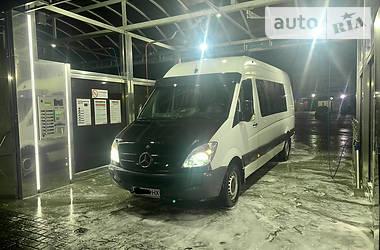 Цены Mercedes-Benz Sprinter 315 пасс. Дизель
