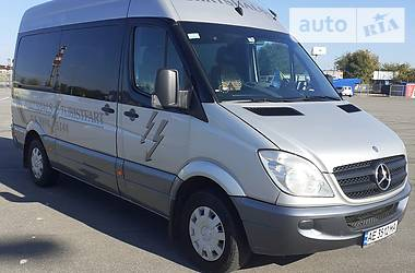 Цены Mercedes-Benz Sprinter 315 пасс. Дизель