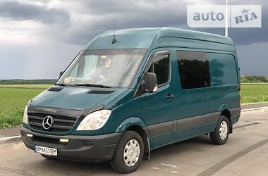 Ціни Mercedes-Benz Sprinter 315 пас. Дизель
