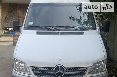 Цены Mercedes-Benz Sprinter 316 груз.-пасс. Дизель