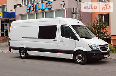 Цены Mercedes-Benz Sprinter 316 груз. Дизель
