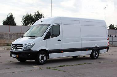 Цены Mercedes-Benz Sprinter 316 груз. Дизель