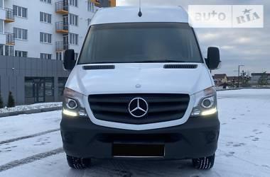 Ціни Mercedes-Benz Sprinter 316 груз. Дизель