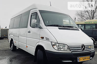 Цены Mercedes-Benz Sprinter 316 пасс. Дизель