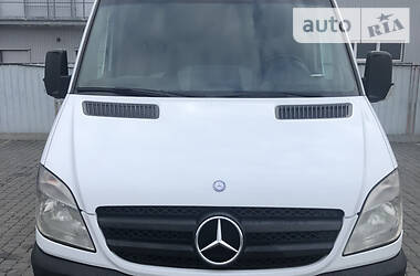 Цены Mercedes-Benz Sprinter 318 груз. Дизель