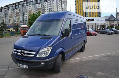 Цены Mercedes-Benz Sprinter 318 груз. Дизель