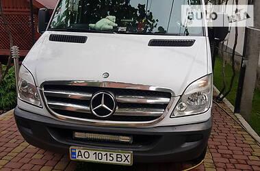 Цены Mercedes-Benz Sprinter 318 пасс. Дизель