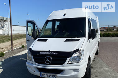 Цены Mercedes-Benz Sprinter 318 пасс. Дизель