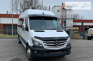 Цены Mercedes-Benz Sprinter 319 груз.-пасс. Дизель