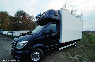 Цены Mercedes-Benz Sprinter 319 груз. Дизель