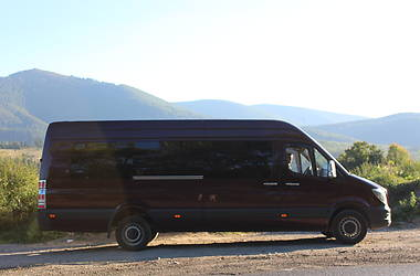 Цены Mercedes-Benz Sprinter 319 пасс. Дизель