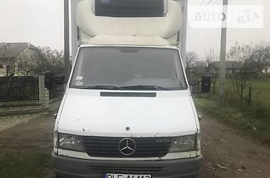 Ціни Mercedes-Benz Sprinter 412 груз. Дизель