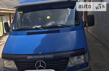 Цены Mercedes-Benz Sprinter 412 пасс. Дизель