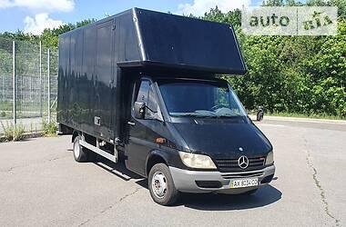 Цены Mercedes-Benz Sprinter 413 груз. Дизель