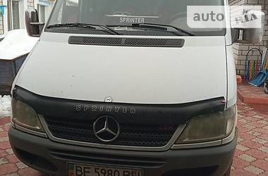 Цены Mercedes-Benz Sprinter 413 груз. Дизель