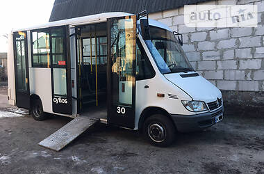 Цены Mercedes-Benz Sprinter 413 пасс. Дизель