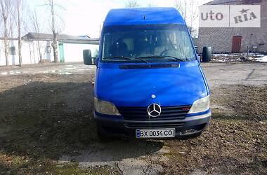 Цены Mercedes-Benz Sprinter 413 пасс. Дизель