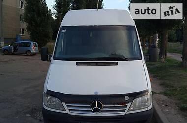 Ціни Mercedes-Benz Sprinter 416 груз. Дизель