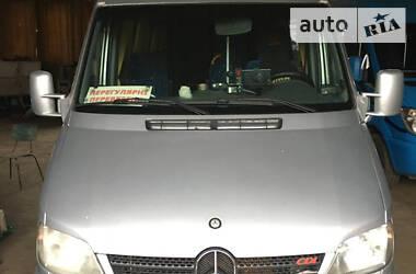 Ціни Mercedes-Benz Sprinter 416 пас. Дизель