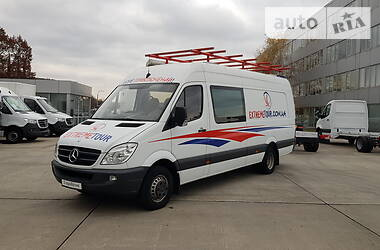 Цены Mercedes-Benz Sprinter 515 груз. Дизель