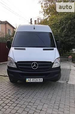 Цены Mercedes-Benz Sprinter 515 груз. Дизель