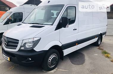 Цены Mercedes-Benz Sprinter 516 груз. Дизель