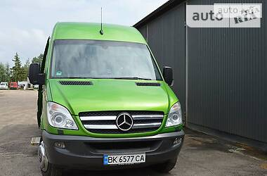 Цены Mercedes-Benz Sprinter 516 пасс. Дизель