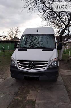 Ціни Mercedes-Benz Sprinter 516 пас. Дизель
