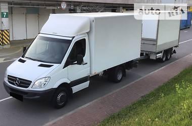 Цены Mercedes-Benz Sprinter 519 груз. Дизель
