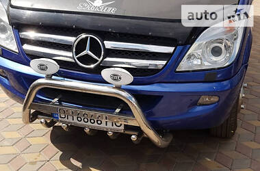 Цены Mercedes-Benz Sprinter 519 пасс. Дизель