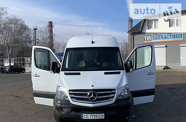 Цены Mercedes-Benz Sprinter 519 пасс. Дизель