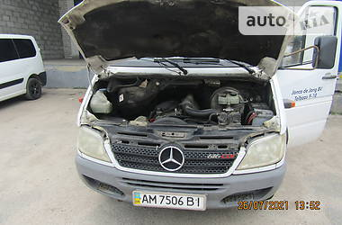 Цены Mercedes-Benz Sprinter 616 груз. Дизель