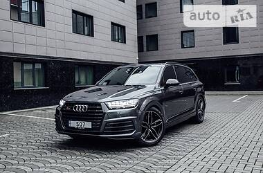 Цены Audi SQ7 Дизель