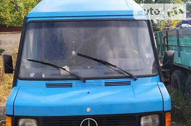 Цены Mercedes-Benz T1 208 груз-пасс Дизель