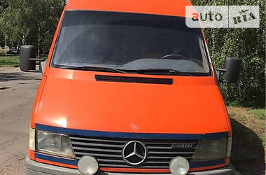 Цены Mercedes-Benz T1 208 груз Дизель