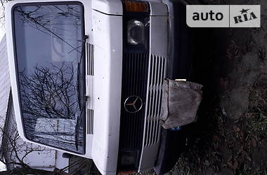 Цены Mercedes-Benz T1 208 пасс Дизель