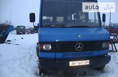 Ціни Mercedes-Benz T2 609 груз Дизель
