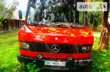 Цены Mercedes-Benz T2 609 пасс Дизель