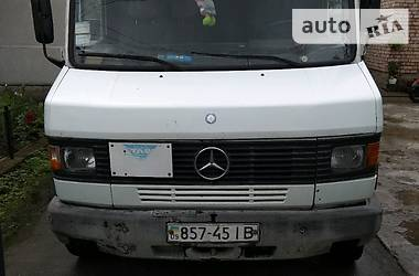 Цены Mercedes-Benz T2 711 груз Дизель